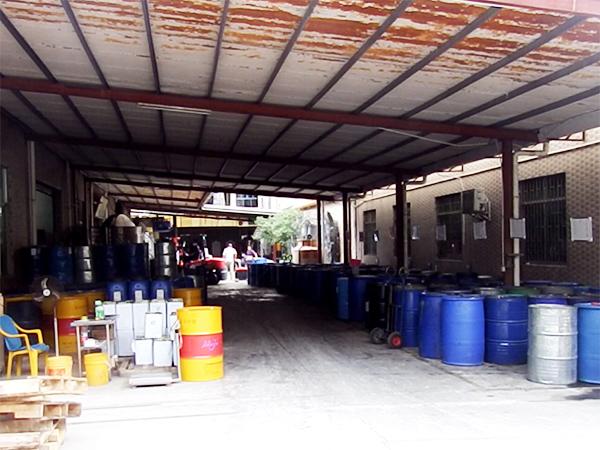 贝塔科技-产品堆放